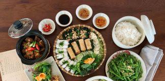 Ăn trưa gì để giảm cân