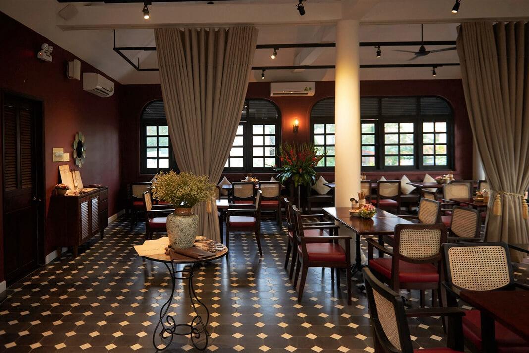 Nhà hàng có không gian đẹp tại TPHCM