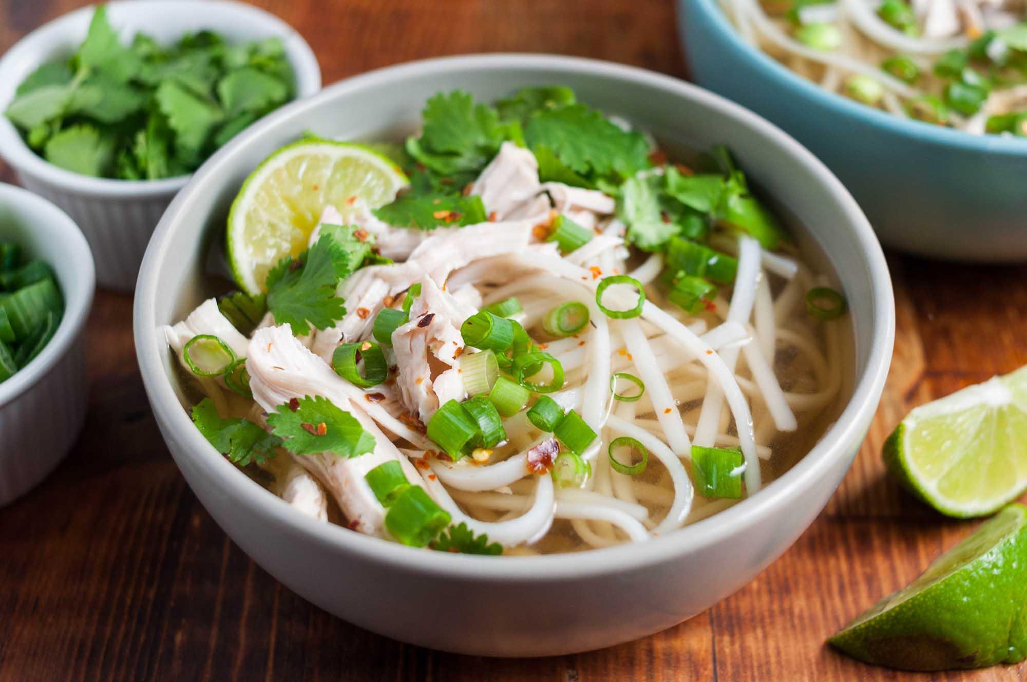 Món phở Việt Nam