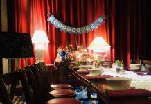 Không gian tổ chức sinh nhật