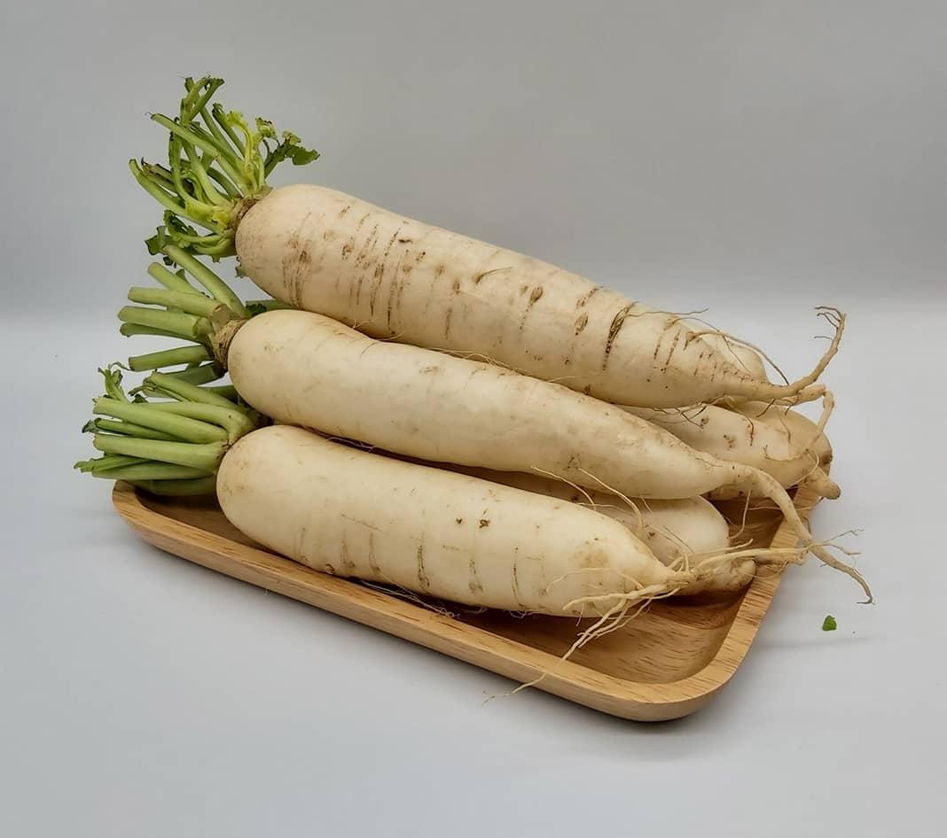 Thịt kho củ cải trắng